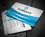 Sticker Business Card - 84