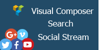 Visual Composer - Search Social Stream
