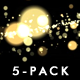 Confetti Explosion - Pack of 3 - 20
