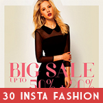 Instagram Fashion Banner Bundle - 3