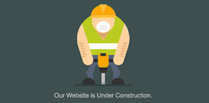 Jackhammer - Under Construction Page Template