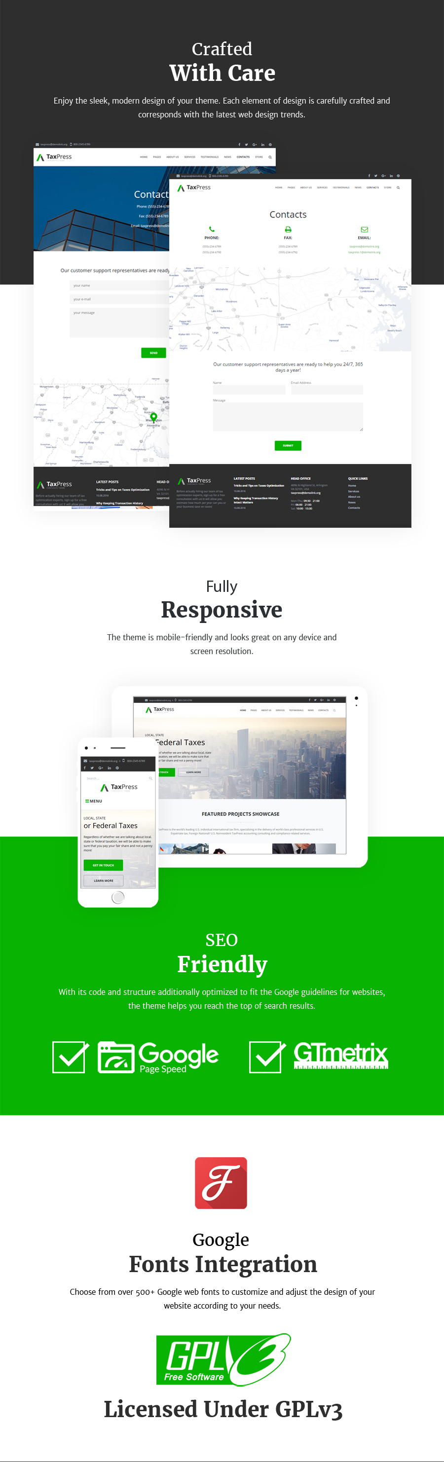 TaxPress - Consulting Services WordPress Theme - 4