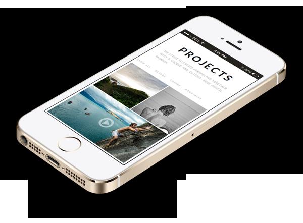 Redfolio - a Responsive OnePage WordPress Theme - 1