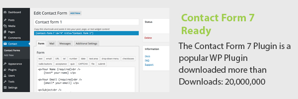 WAVA - Responsive App Showcase WordPress Theme