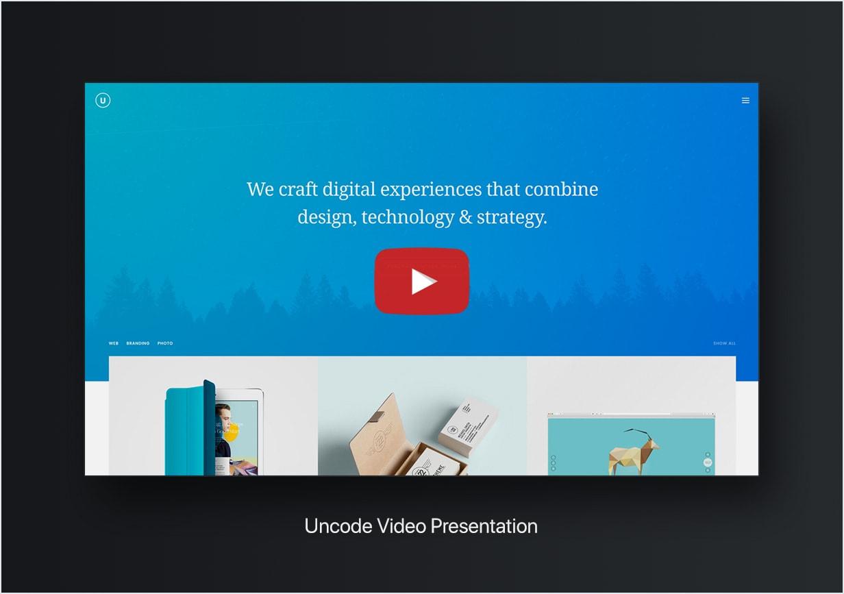 Uncode Video