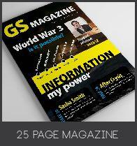 25 Pages Interior Magazine Vol4 - 11