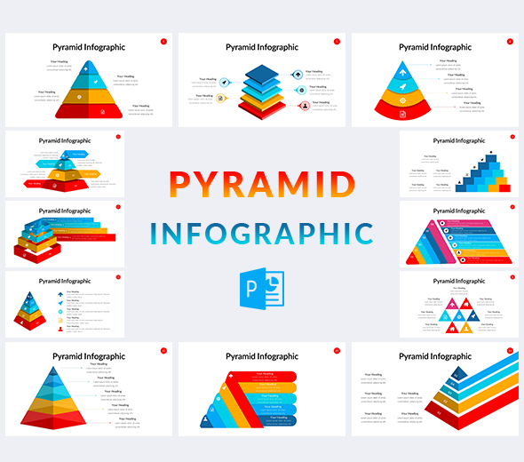 Pyramid-Infographic-Template