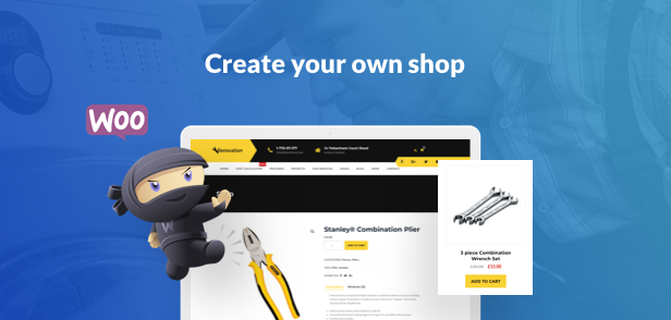 Repair Service Renovation - Repair Service Home Maintenance WP Theme