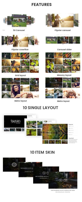 fat portfolio advance portfolio for wordpress by roninwp
