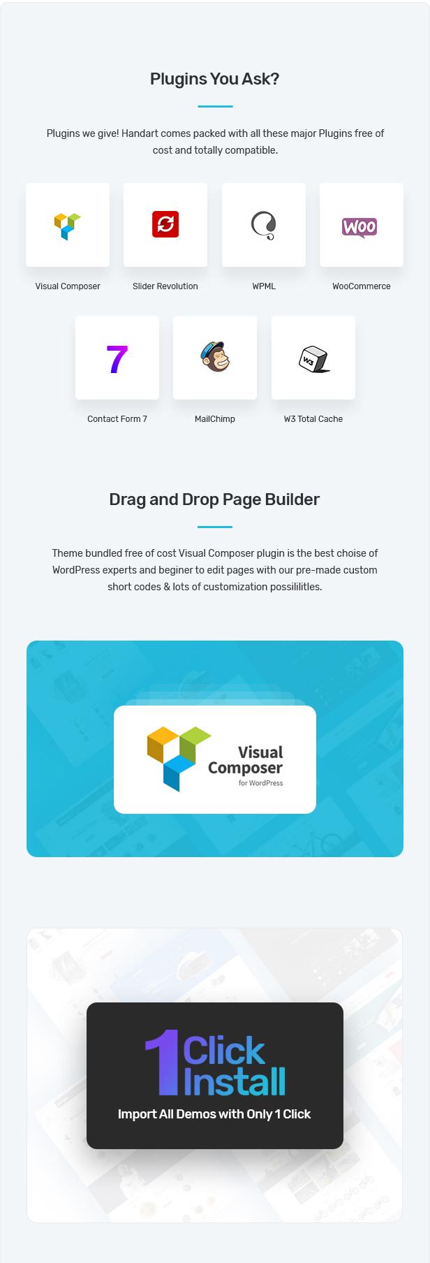 Handart - Handmade Theme for WooCommerce WordPress 22