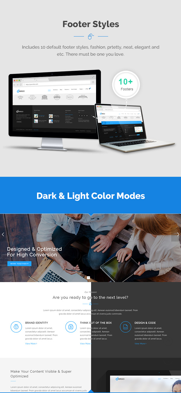 DNG - Responsive HTML5 Template - 27