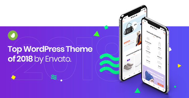 Puca - Optimized Mobile WooCommerce Theme - 5