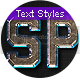 Comic Book - Text Styles - 35