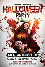 Halloween Flyer - 16