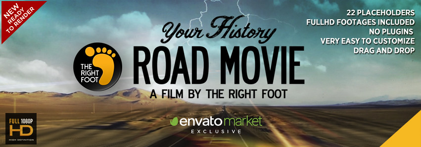 travel Road Movie banner