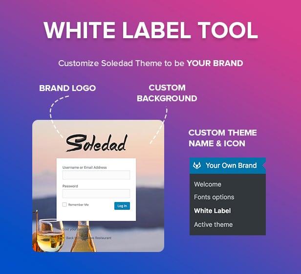 Soledad Wordpress Blog Theme
