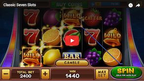 777 Slots Unity3d Game - 1
