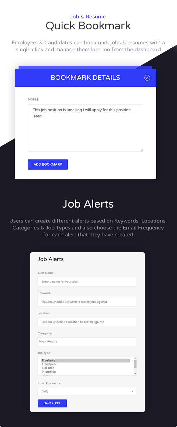 Cariera - Job Board WordPress Theme - 7