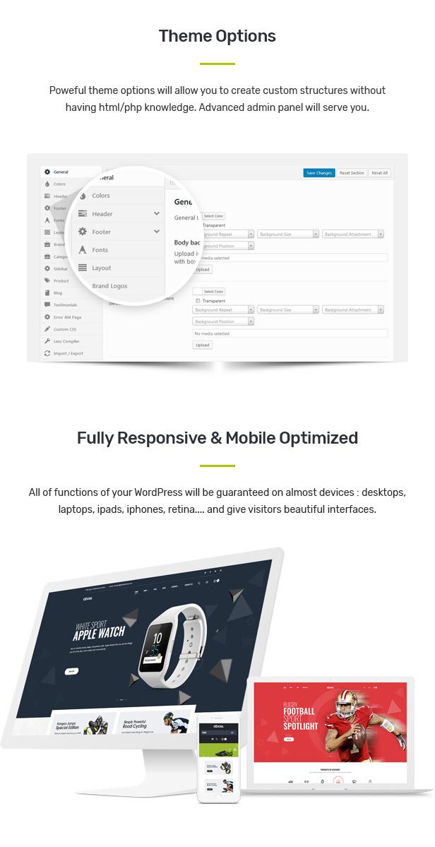 Aboss - Responsive Theme for WooCommerce WordPress 25
