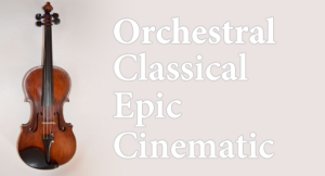 Funny Happy Orchestral Logo - 2
