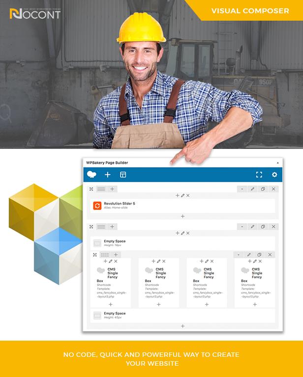 Nocont - Construction & Building WordPress Theme - 7