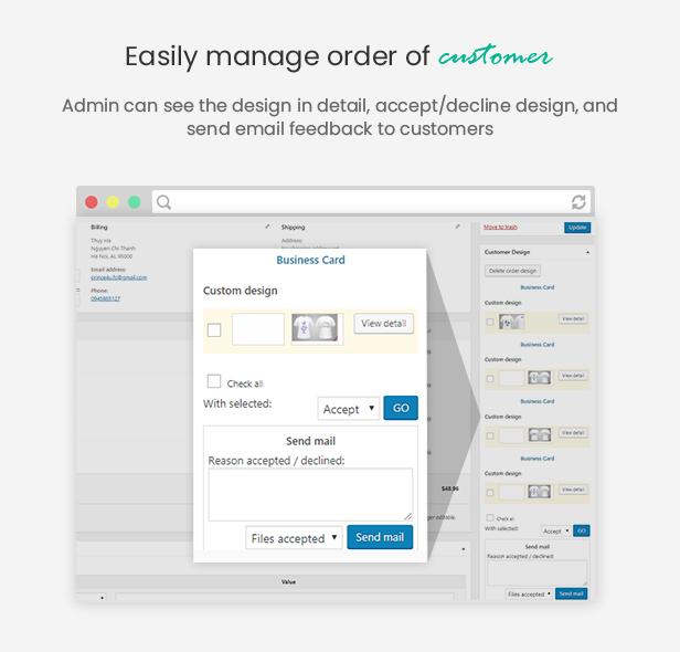 e04c4b67 TEEPRO - Woocommerce Custom T-Shirt Designer WordPress Theme by ...