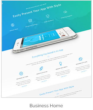 DNG - Responsive HTML5 Template - 14