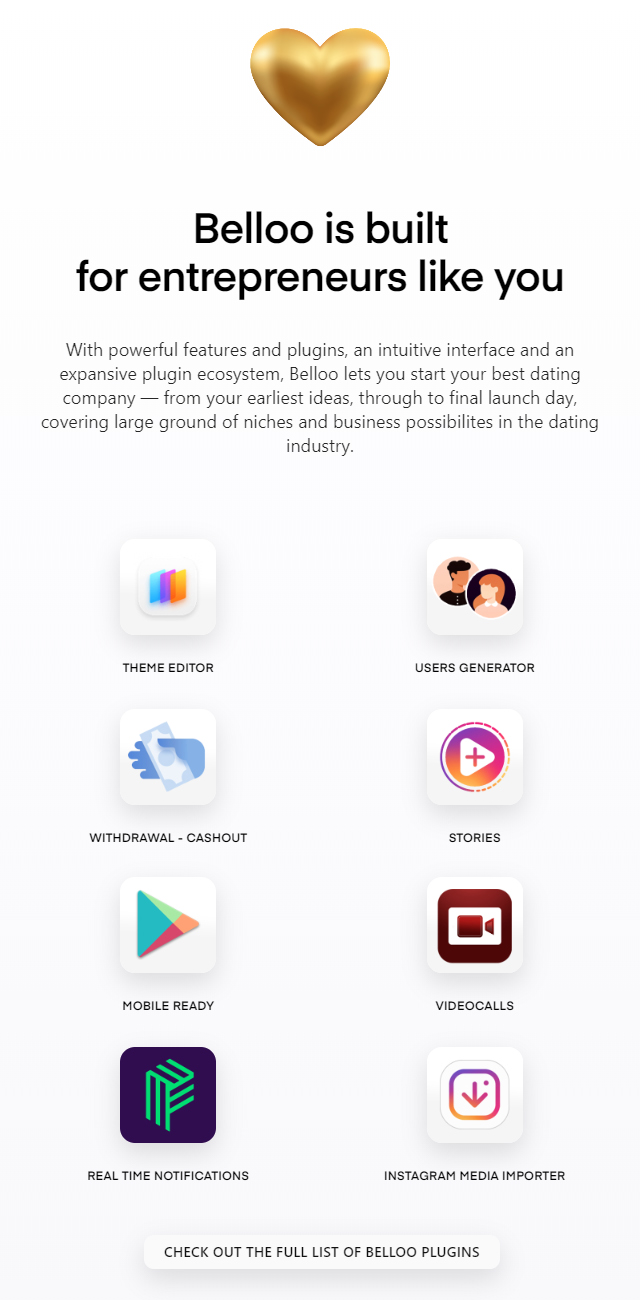 Belloo - Complete Premium Dating Software - 8
