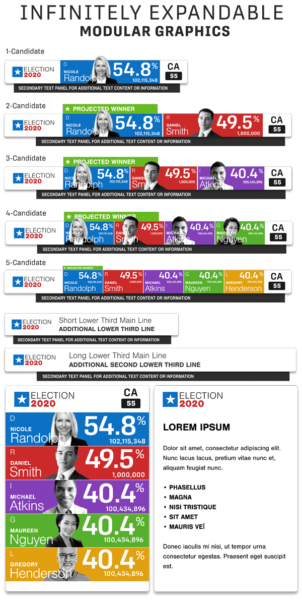 Election Results Elements - 6