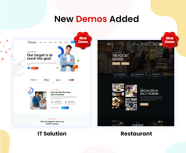 demo added
