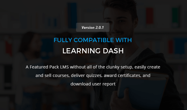 Thrive is Learndash Compatible