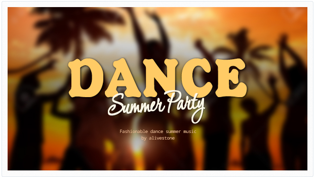 Summer Party Dance Music