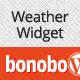 Bonobo - Weather Widget