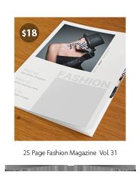 Fashion Magazine #2 - 8