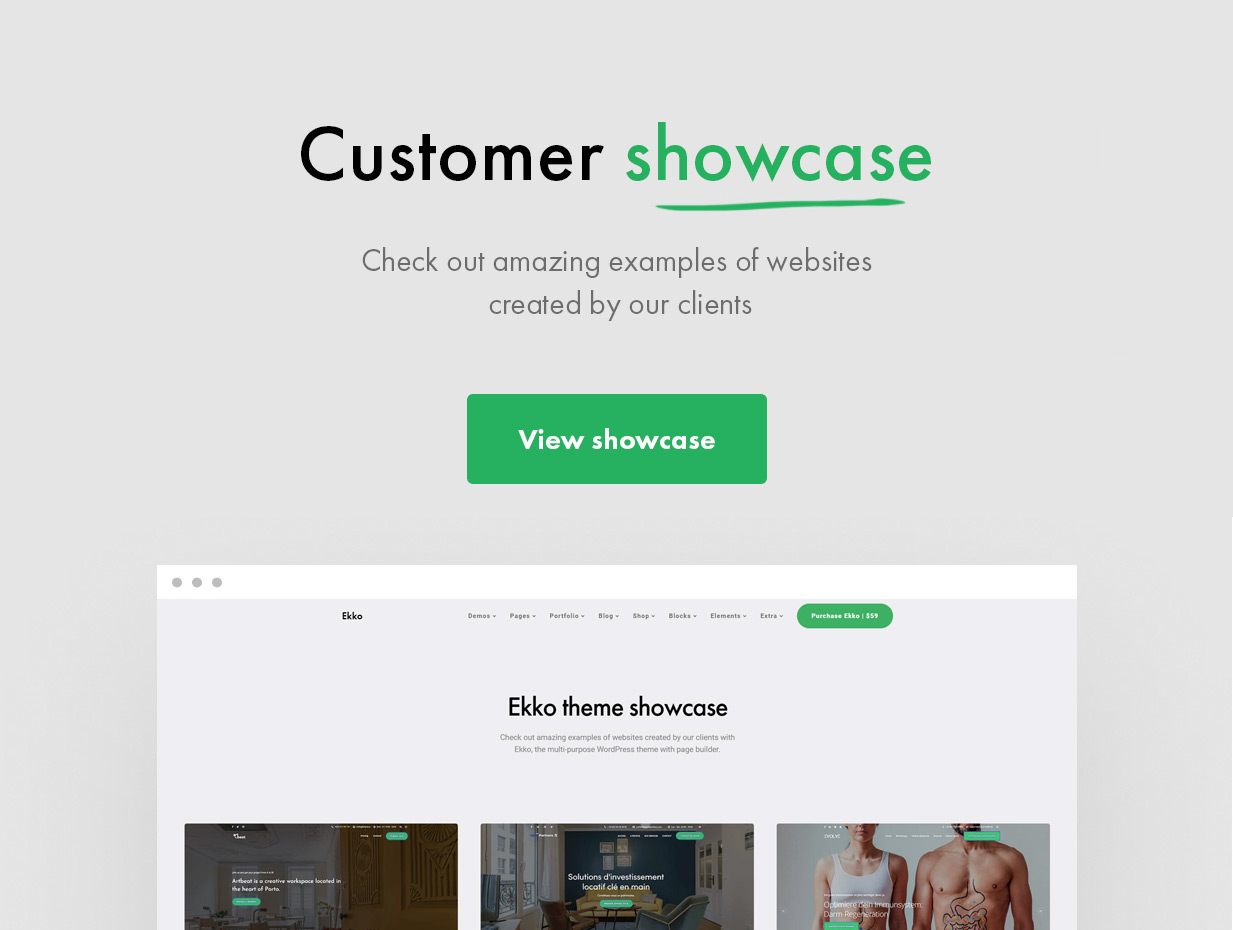 Ekko - Multi-Purpose WordPress Theme with Page Builder - 5