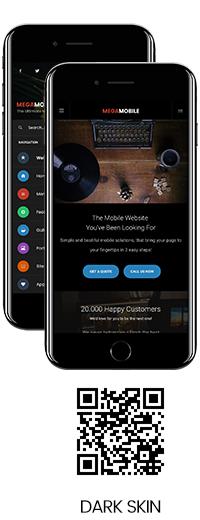 MegaMobile   PhoneGap & Cordova Mobile App - 13