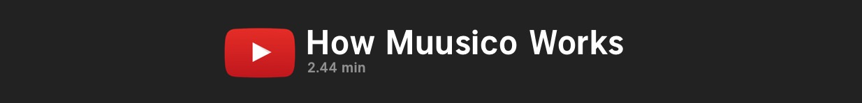 Muusico - Song Lyrics WordPress Music Theme by 2035Themes