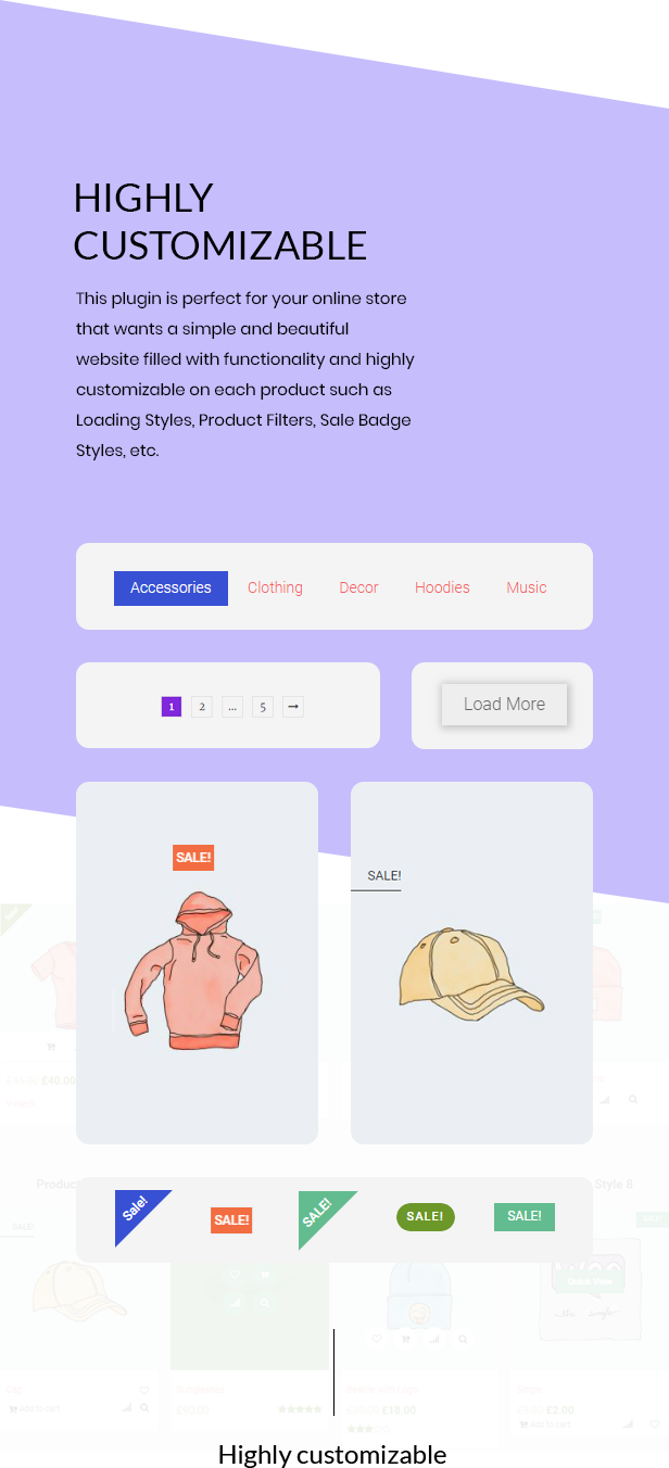 Noo Products Layouts - WooCommerce Addon for Elementor Page Builder - 8