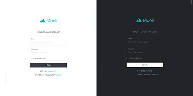 Mooli v1.1.0-Bootstrap+Laravel+HTML管理后台模板插图4
