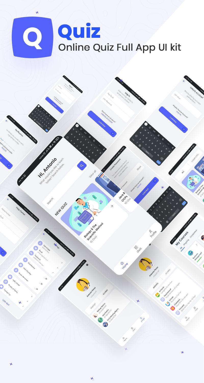 Prokit - Biggest Flutter 2.0 UI Kit - 15