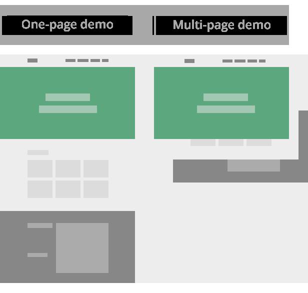 Kanso - Clean One-Page Parallax WordPress Theme - 2