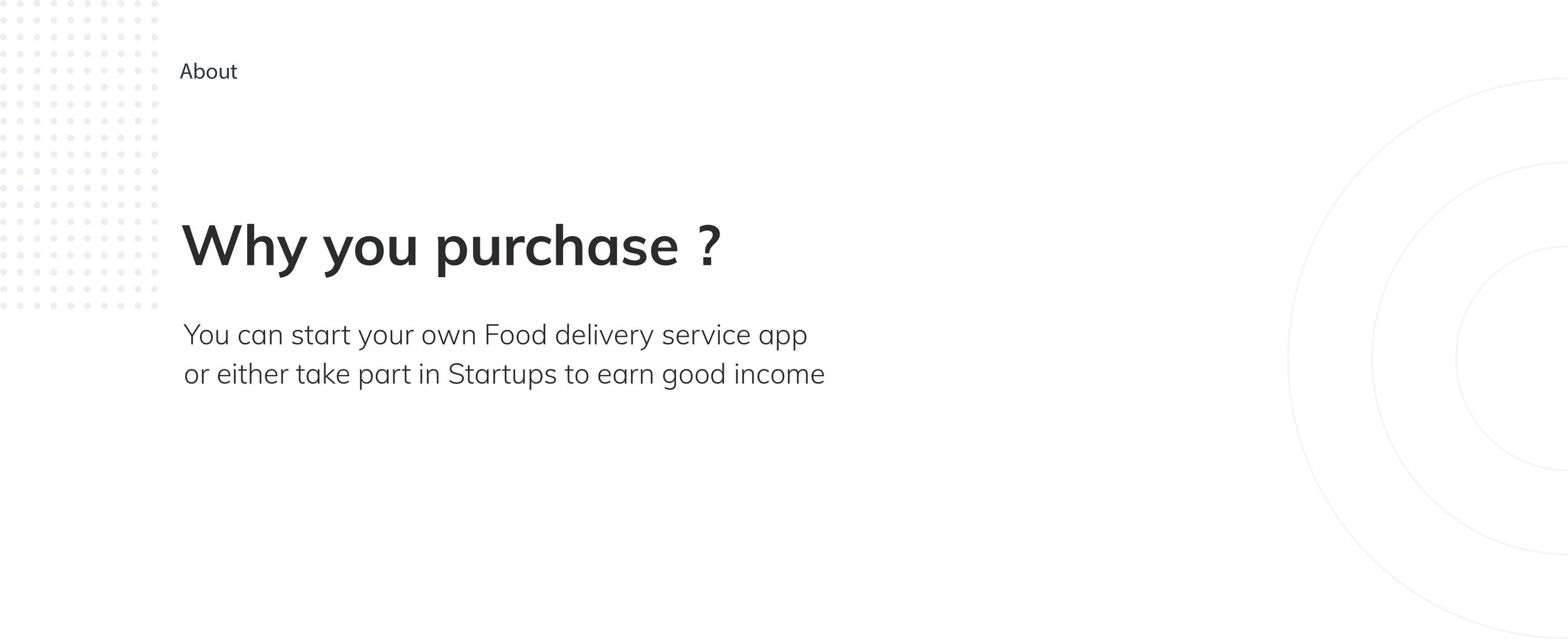 Restaurante App de entrega de comida com entregador - 2