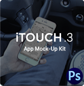 iTouch | Real Mock-Up Kit - 22