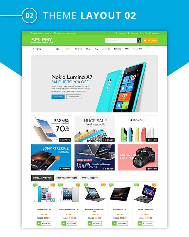 VG Selphy - Responsive WooCommerce WordPress Theme - 11