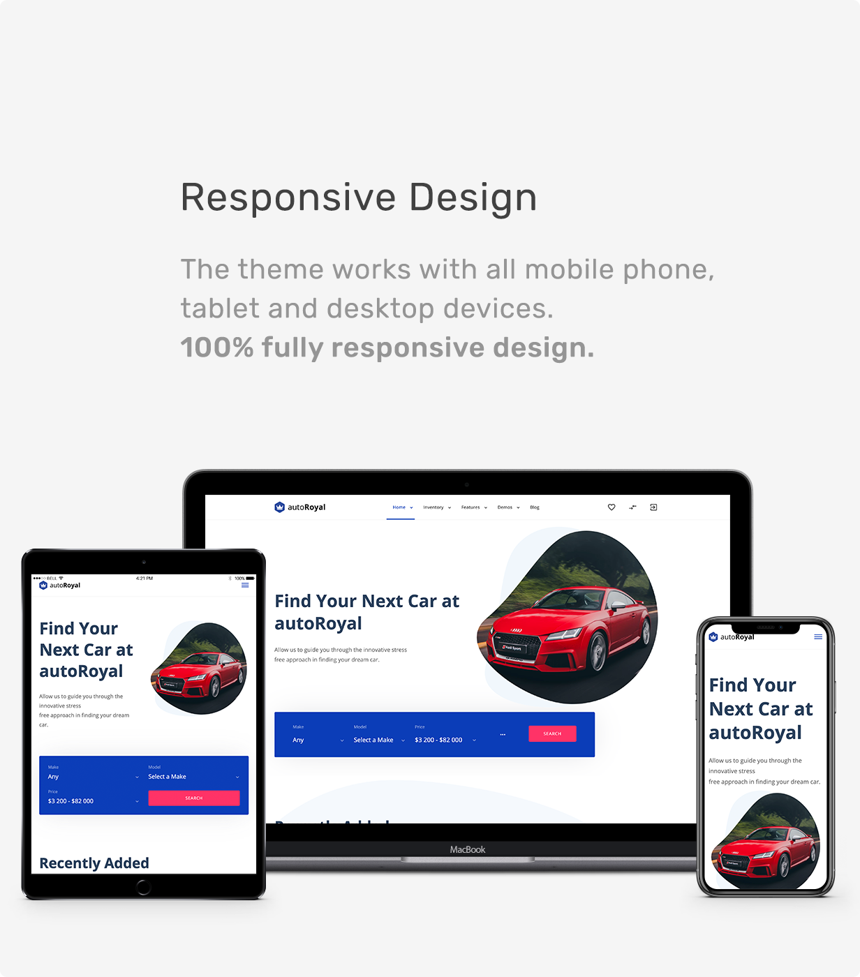 autoRoyal - Automotive WordPress Theme - 11