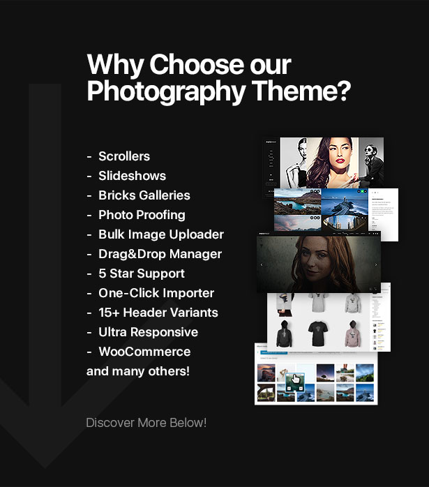 PhotoProof | Photography Responsive WordPress Theme - 3