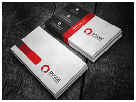 Business Card Mock up - 86
