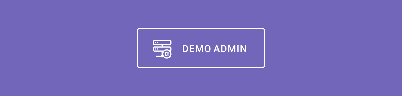 Demo Admin Dashboard