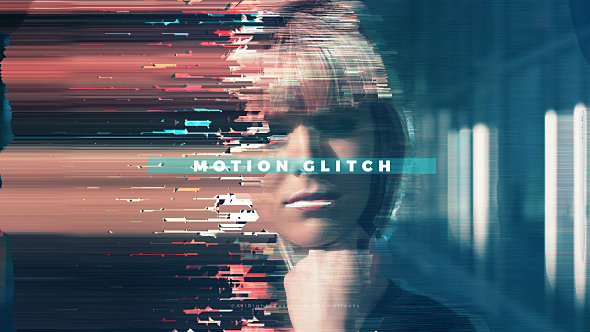 Fast Motion Glitch Slideshow - 2
