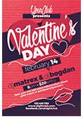 Valentine Flyer Bundle - 6